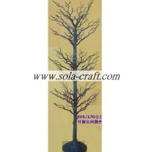 Fashion PE Plastic Wedding Tree 150CM For Holiday Decoration