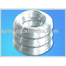 Alambre galvanizado sumergido caliente / alambre galvanizado / alambre de metal