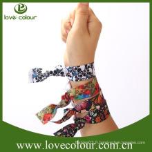 Bracelet de tissu bon marché mais de haute qualité pour la musique
