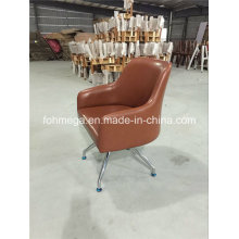 Modern Design Lobby Waiting Chair Without Wheels (FOH-T847)