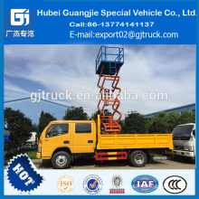 dongfeng 12M hydraulic high altitude operation truck supplier