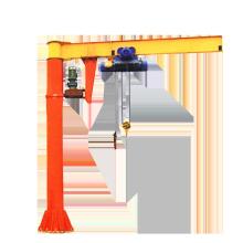 Usine de grue à portique à flèche pivotante