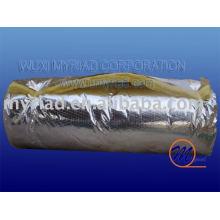 Aluminiumfolie Glaswolle, Glaswollfilz, Aluminiumfolie Isolierung