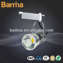 2013 Competitive High CRI 3 wire track lighting led