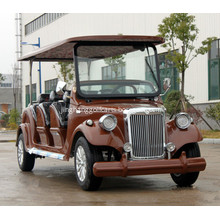 8 seaters high quality sightseeing bus on sale