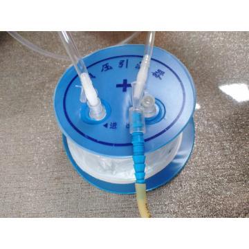 kit de réservoir de drainage à pression négative pour drain chirurgical