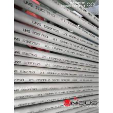 S32750 Tubo de aço inoxidável duplex