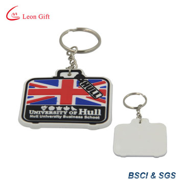 Custom High Quality UK PVC Keychain for Gift (LM1803)