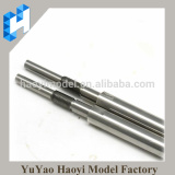 OEM metal cnc machining aluminiun steel parts plastic rapid prototype
