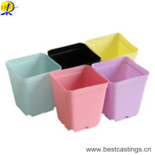 Hot Sale Plastic Flower Pot with Vairous Size