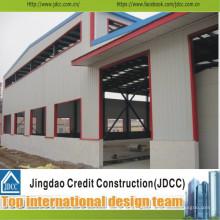 Niedrige Kosten und hohe Qualität Stahl Strukturierte Fertighaus Gebäude Jdcc1021