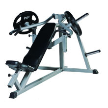 Plate Loaded Fitness Equipment weight lifting Incline Press XR710