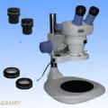 Microscope à zoom stéréo Série Jyc0730 avec support de type différent