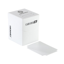 High quality game deck plastic collection packaging boxes
