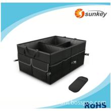 Trunk Cargo Organizer Heavy Duty Folding Caddy Storage Collapse Bag Bin for Auto Car Truck SUV
