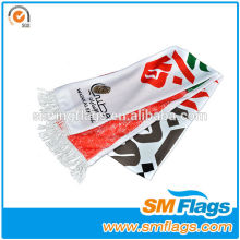 High quality custom advertising sport scarf