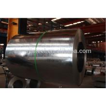 Bobine galvanisée en tôle d'acier galvanisée