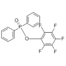 PENTAFLUOROPHENYL DIPHENYLPHOSPHINATE CAS 138687-69-1