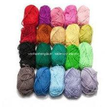 Wool / Acrylic, 80/20 Hand Made Craft Acrylic Wool Blended Yarn