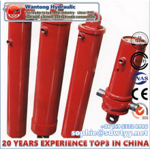 Single Acting Telescopic Hydraulic Cylinders Column