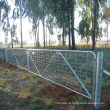 * Farm Galvanized Stay Gate * --n Soporte de estilo-Buena calidad