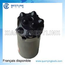 R25 Broca de rosca de cuerpo estándar para deriva y tunelización