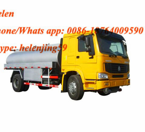 Fuel Transportation Truck
