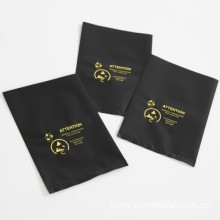 Different Size Black Conductive Bags