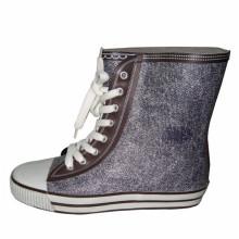 Rubber Rain Sneakers