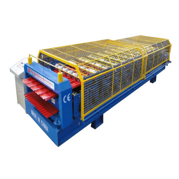 Cangzhou Double Deck Roll Machine Formant