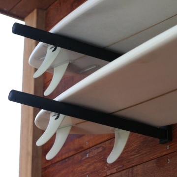 Wall Mounted SUP Rack Fixed