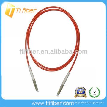 LC-LC MM Simplex Cabo de fibra óptica (cabo de fibra óptica)