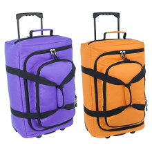 Trolley Travel Bag with Luggage for Camping, Outdoor, Hiking, Military