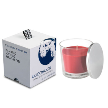 Partihandel Luxury Candle Julklapp Packaging Box