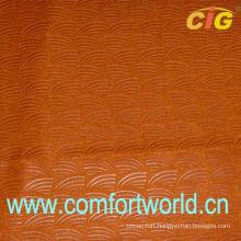 Velvet Print Embossing Fabric