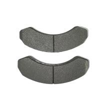 D654 ODON branded china auto parts brake pad  oem wholesale brake pad for FORD TRUCK Aerostar