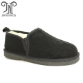 Design outdoor sheepskin slippers for men slippers