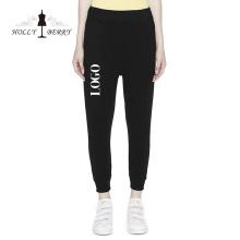 Leggings de yoga Diseño de logotipos personalizados Leggings de gimnasio Pantalones