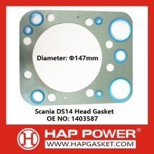 Scania DS14 Head Gasket 1403587