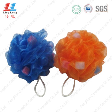 Shinning mesh high quality sponge
