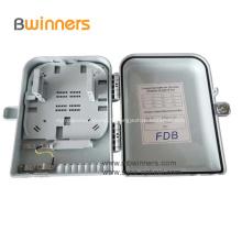 Répartiteur modulaire de PLC de boîte à bornes d'accès de fibre de 16 noyaux