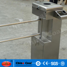 Pedestrian Control Stainless Steel Swing Barrier gate