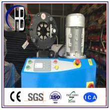 Máquina prensadora de manguera Finn Power P20 de hasta 1 pulgada