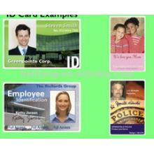 Personalize o cartão da foto da identificação para o empregado / estudantes / visitantes