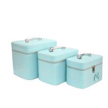 Светло-голубой макияж Чехол высокое качество Леди Сумка