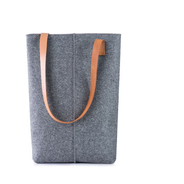 Schlanke Laptop-Abdeckung Computer Tool Sleeve Tote Bag