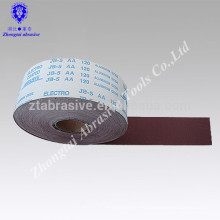 Precio barato Multi-propósito Flexible jb-5 paño abrasivo rodillo jb-5 esmeril rollo de tela