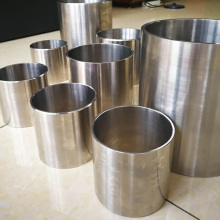 Cast Steel and High Precision CNC Machined Sleeve Parts
