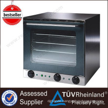 Commercial Restaurant Ovens 4-Layer Countertop Electric Convection Oven