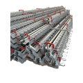 Junta de dilatación de acero de capacidad de deformación fuerte
